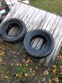 35x12.50R18lt m+s only 2.
