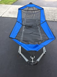 Portable hammock with frame Cooper City, 33328