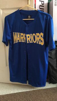 Warriors Jersey Union City, 94587