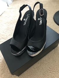 Used Chanel Sandals 39H Ellicott City, 21043
