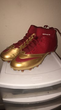 Nike Cleats size 13  Denver, 80207