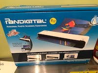 Pandigital Personal photo scanner/converter Hillside, 07205