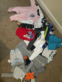 0-3m Baby Boy Clothes  Douglasville, 30134