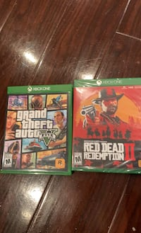 Both games for $65. Great value for both of them. Get them  Mississauga, L4Y 3X8