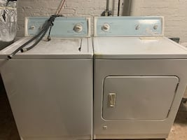 sears kenmore washer dryer