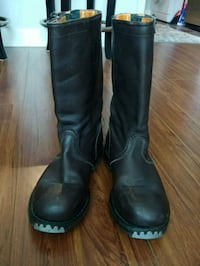 Boots- Official Tank Girl Boots BOOGA Vancouver, V6G 1W9