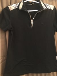 Burberry t shirt ladies Size S new