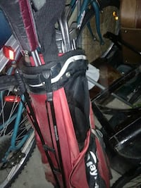 Golf clubs $100 O.b.o. Windsor, N8Y