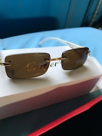 Cartier buffs sunglasses Tampa, 33610