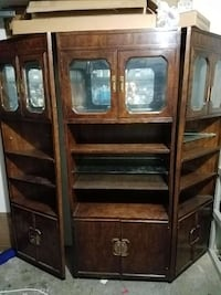 Heavy Solid Wood 3pc Cabinet  Hagerstown, 21742