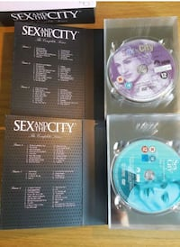 SEX & the CITY hele serie DVD Lillestrøm