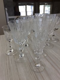 Crystal Sherry Glasses Severn, L0K