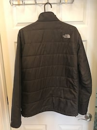 Brown The North Face bubble jacket Gaithersburg, 20877