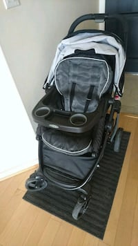 Graco modes stroller (without car seat)  Richmond, V6Y 4E7