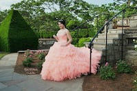 Sweet Sixteen/Fifteen sweetheart neckline gown Tarpon Springs, 34688