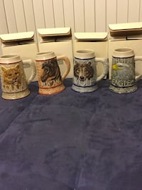 American Animal Steins by Avon Takoma Park, 20912