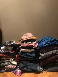 S/m women's clothing lot 3715 km