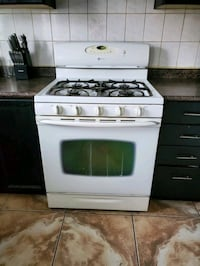 Moving Sale - Maytag Gas Stove