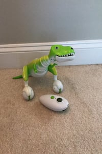 Zoomer Dino with lights, sounds, interactive movement Dunn Loring, 22027