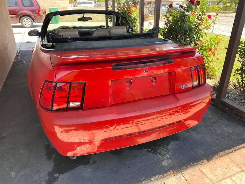 2000 Ford Mustang Base NEED GONE ASAP Very negotiable 617f573d-0f4a-4639-87a6-f6e8e6927f4b