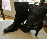 New Black leather boot Chocowinity, 27817