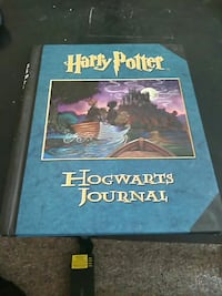 Harry potter Hogwarts Journal book Kirksville, 63501