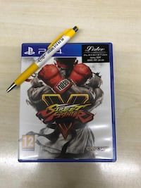 Street fighter V Ps4 oyun Bilecik Merkez, 11000