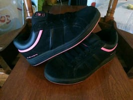 GIRLS SNEAKERS- DVS SHOE CO. SKATE SHOE