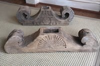 Vintage wood architectural elements from Indonesia Potomac, 20854