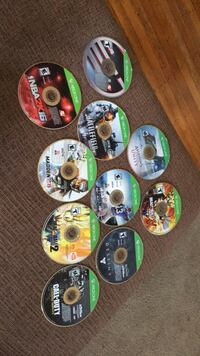 xbox games for everything  Buffalo, 14201