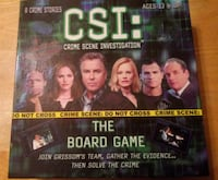 CSI board game Woodbridge, 22191