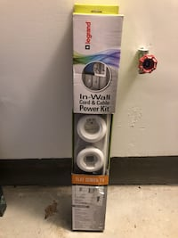 Legrand In-Wall TV Cable Power Kit Toronto, M6G