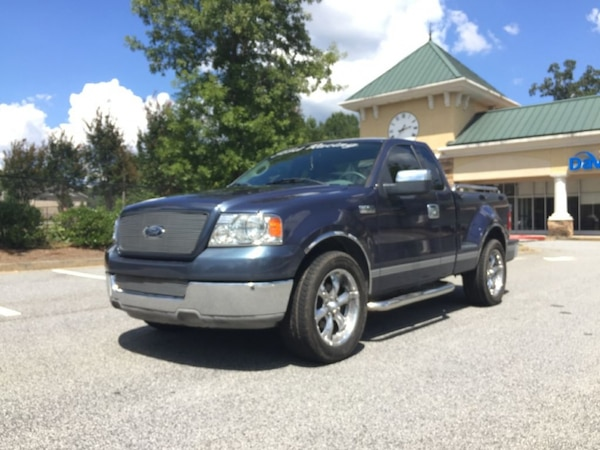 2004 F150 For Sale >> Used 2004 Ford F150 Blue For Sale In Duluth Letgo