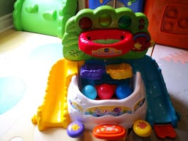 Vtech Drop & Pop Ball Pit