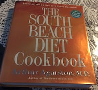 THE S0UTH BEACH DIET COOK BOOK - WEIGHT LOSS RECIPES Brampton, L7A 3M5