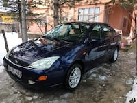 2000 Ford Focus 1.6 GHIA Tomarza