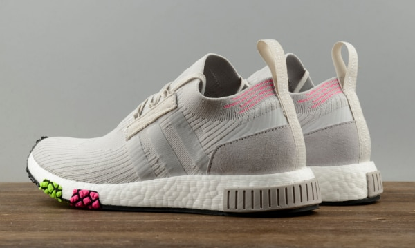 7937c0aab314 adidas NMD Racer PK 2018 Spring Grey CQ2443 Running Shoes For Sale