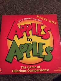 Apples to Apples Game Greenbrier, 37073