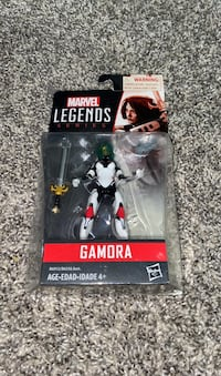 3 inch Gamora Marvel Legends