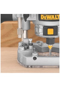 DEWALT DWP611PK 1.25 HP Max Torque Variable Speed Compact Router Toronto, M1M 1P1
