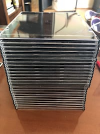 25 slim CD cases Chicago, 60646