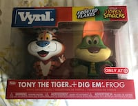 Funko Vynl Ad Icons Tony the Tiger & Dig Em From Target Exclusive Buena Park, 90620