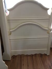 Girls princess bed with trundle drawer.  Excellent condition! I have a mattress to add for free.  It's in good shape-has some stains/but has been cleaned.  Escondido, 92026