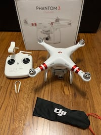 DJI Phantom 3 Bundle