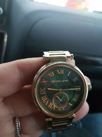 REAL MK WATCH IN GOOD CONDITION
