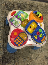Fisher Price Laugh and Learn Activity Table Toronto, M8Z 4M5