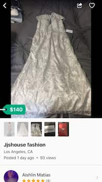 3a7ff6ed Used and new maxi dress in Westminster - letgo