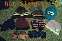 baby's assorted hats and gloves Clinton, 37716