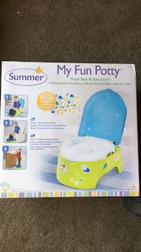 Toddler potty and or step stool (potty training) Waldorf, 20602