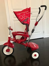 Radio Flyer 4-in-1 Deluxe Stroller  Trike